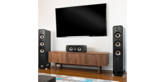 Polk Audio Signature S60 E: Европа против Америки